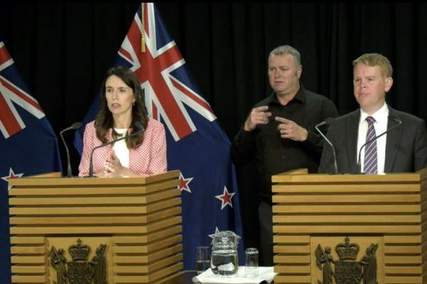 Nouvelle-Zélande: les frontières fermées pendant une grande partie de 2021