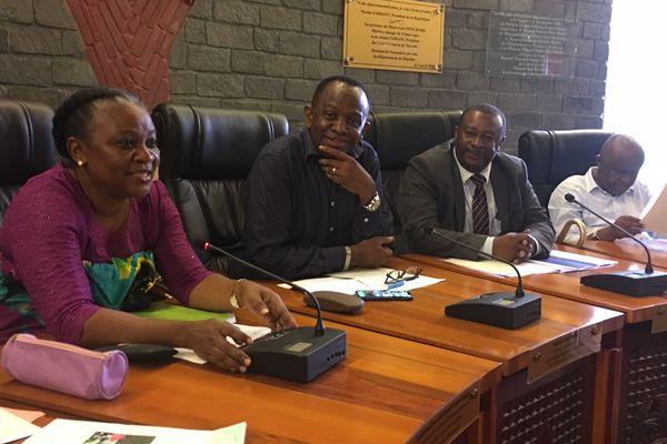Les élus de Mayotte au conseil départemental