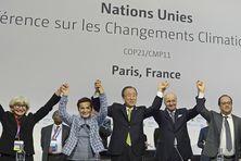 Accord historique en décembre à Paris