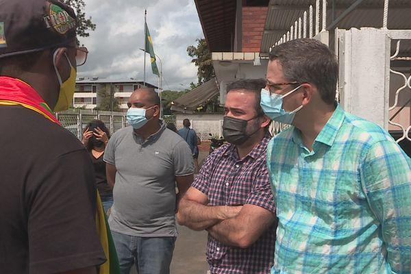 Au consulat du Brésil le 18 juin