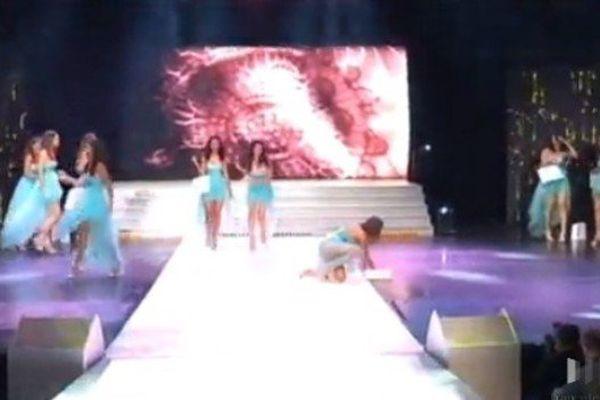 Miss Réunion chutes