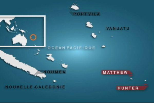 Carte de Matthew et Hunter