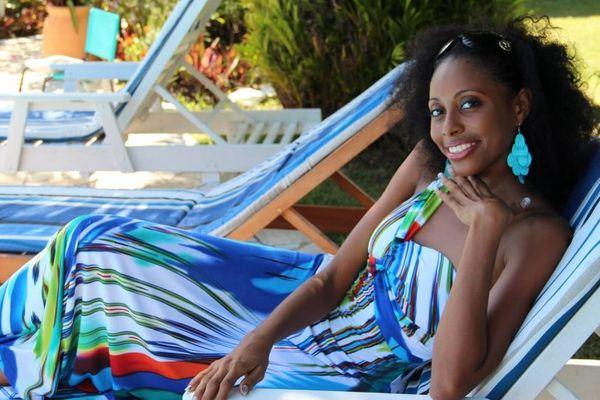 Corinne Buzaré, miss Guyane 2012/2013