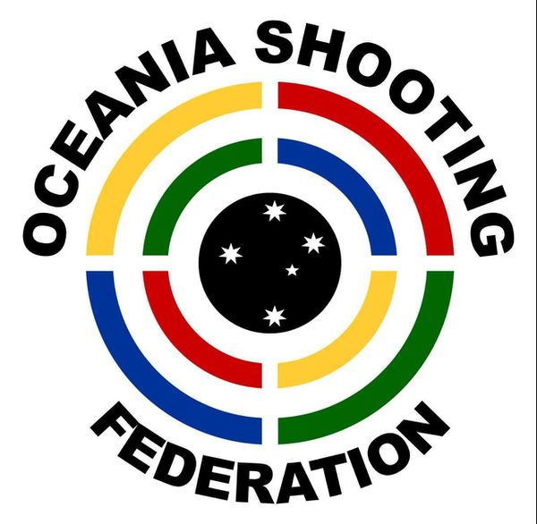 Logo de l'Oceania shooting federation
