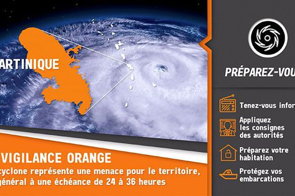 Vigilance Orange Cyclonique (New)