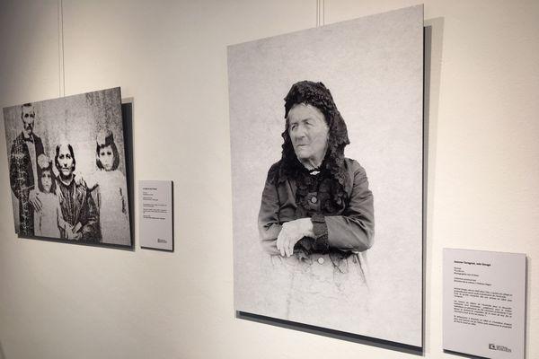 Exposition Femmes du château Hagen