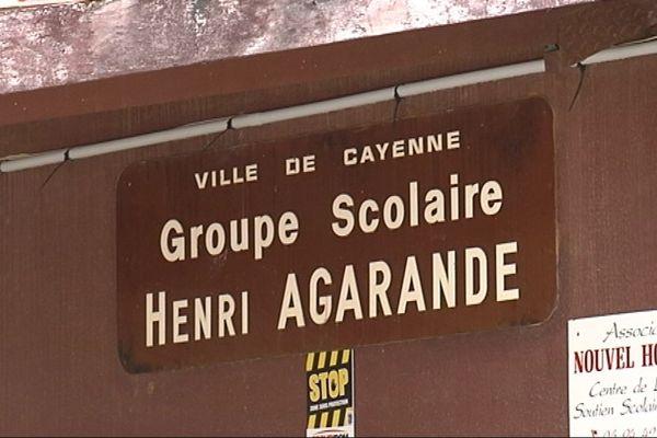 Ecole Henri Agarande