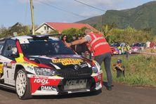 """Rallye automobile : Thierry Law Long remporte """"La Ronde de l'Est""""."""