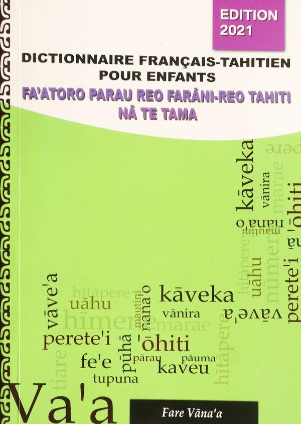 dictionnaire français tahitien