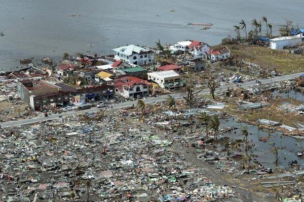 Typhon Philippines 2