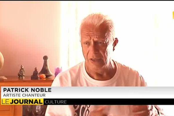 Portrait du mercredi : Patrick NOBLE