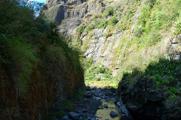 Ecouter les Outre-mer- Réunion -Dans la ravine