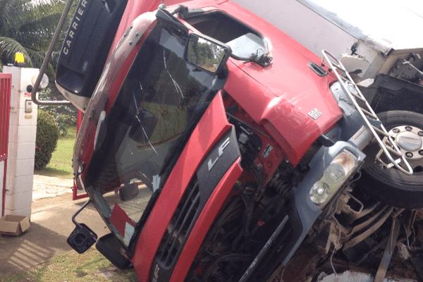 Accident Macouria