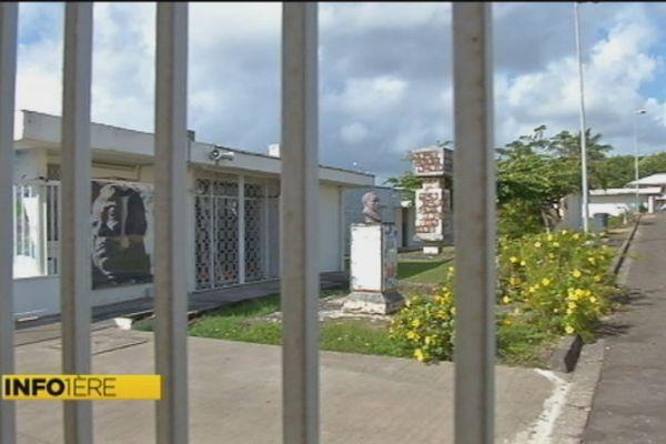 Collège de Petit-Bourg en Guadeloupe