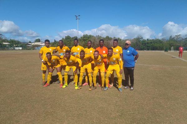 AS Sada, championnat de football R1 8e journée