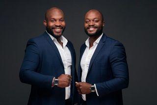 Nicolas et Kevin Oualli, créateurs de la montre Halchimy au design interchangeable