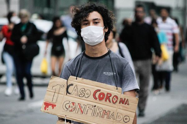 coronavirus Brésil