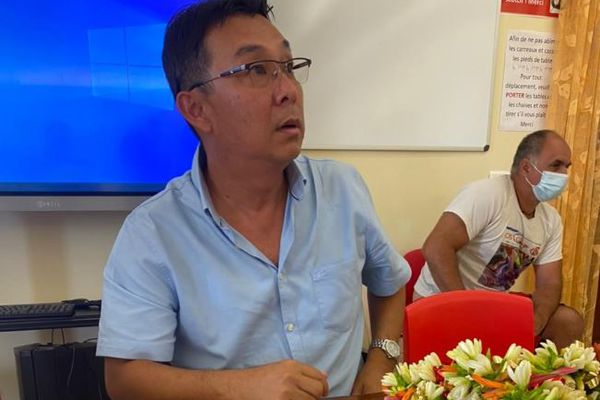 Willy Chung Sao est le nouveau maire délégué d'Afaahiti-Taravao