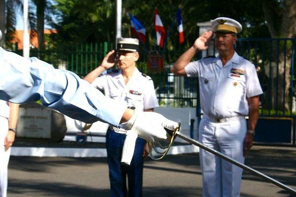 Gendarmerie cérémonie