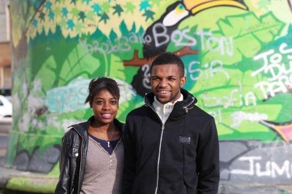 Zaelapa Soihili et Ibrahim Souffou