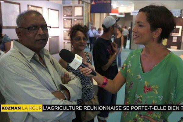 klk Agriculture Réunion