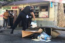 Une bagarre a éclaté dans le quartier du Bas de la Rivière, à Saint-Denis.