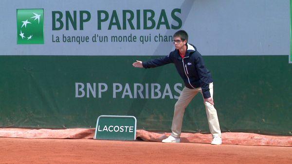 Tennis Maxence Doray