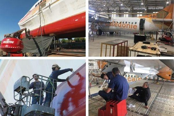 maintenance locale des apapreils : Betico et Aircal, 2021