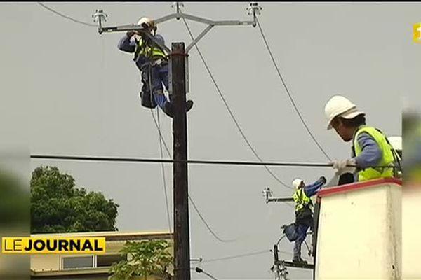Promesse de baisse du coût de l'électricité à Wallis, pas en Polynésie…