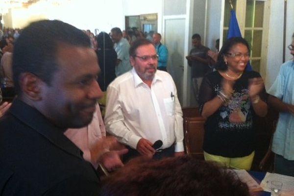 Michel Fontaine réélu pdt de la Civic