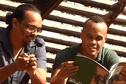 « Palmiers patrimoniaux de Guyane », l'ouvrage de deux chercheurs universitaires guyanais