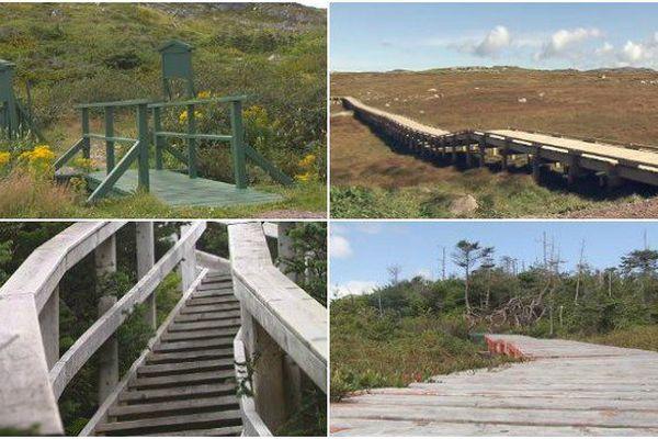 A Saint-Pierre et Miquelon, un réseau de sentiers continuellement aménagé