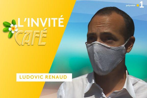 Ludovic Renaud : invité café