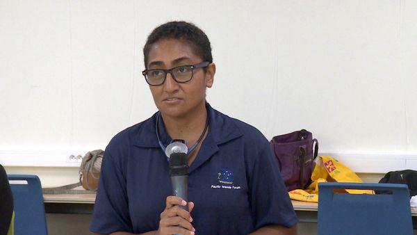 Membre de la mission d'observation du Forum des îles du Pacifique pour les provinciales