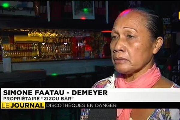 De moins en moins de noctambules à Tahiti
