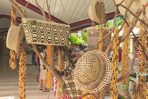 Salon Tahiti i te rima'ï : retour en beauté des produits artisanaux