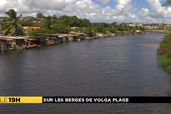 Quartier Volga-Plage Fort de France