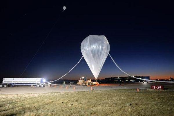 Ballon stratosphérique