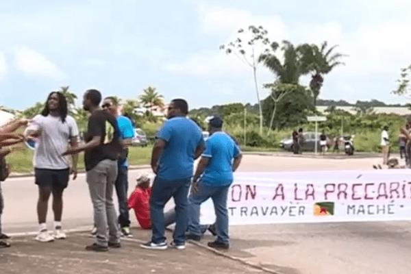 Les militants UTG à Troubiran