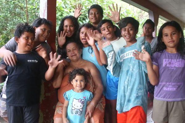 Bora Bora : les familles d'accueil piliers de la SAGA