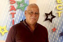 Clément Marie, président du CTOSMA (Comité Territorial Olympique et Sportif de Martinique)