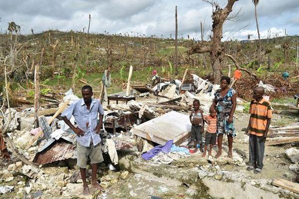 matthew haiti