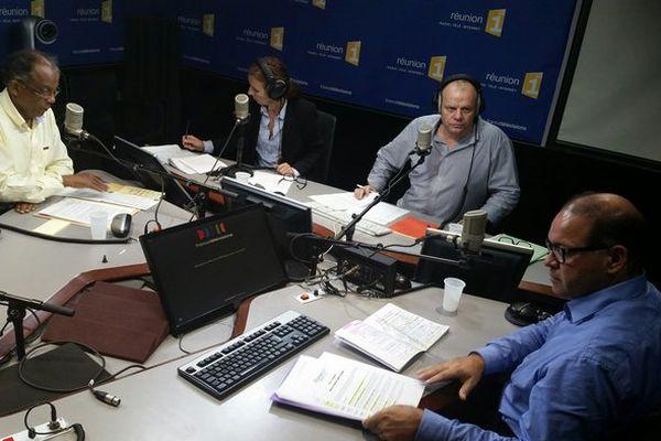 Débat radio dvpt économique / régionales 2015