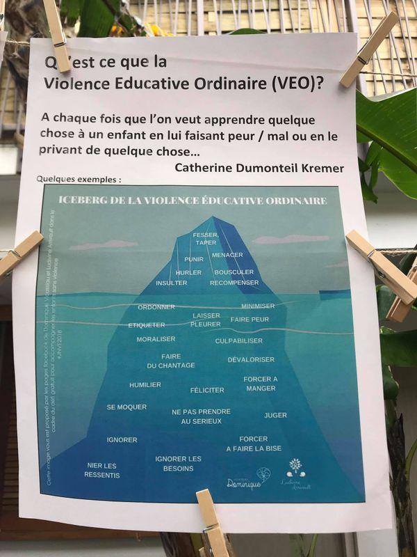 Journée de la non-violence éducative, Nouméa, 2 mai 2021
