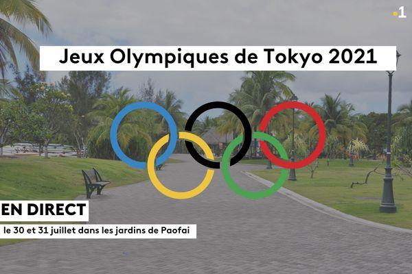 Les JO 2021 dans les jardins de Paofai