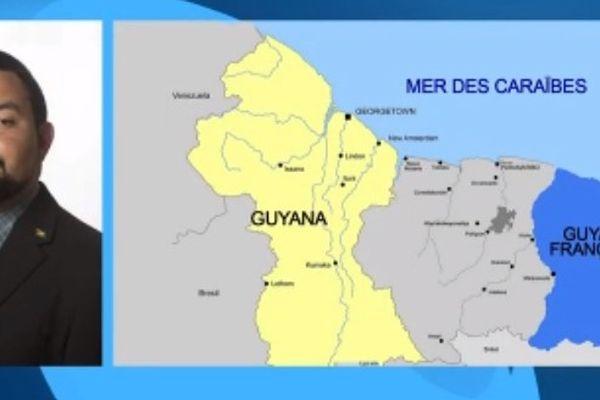 Décès de Douglas Gittens au Guyana