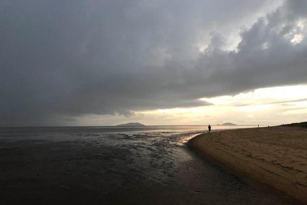 La plage de Montjoly