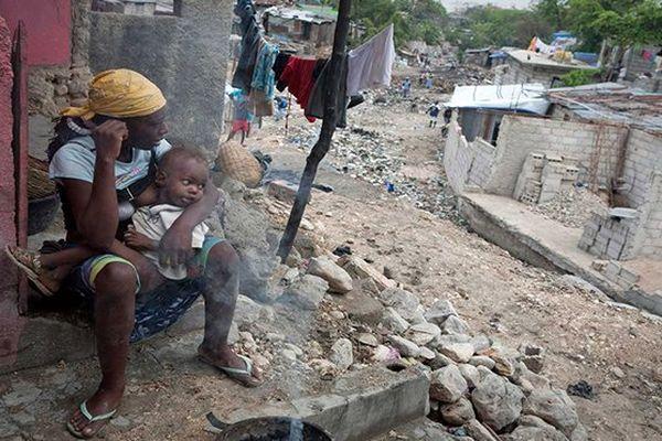Haiti deux jours après Matthew