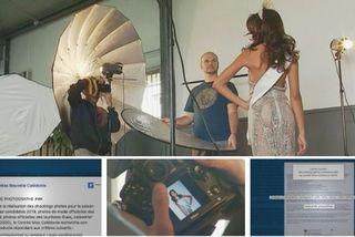 Photographes vs comité Miss Nouvelle-Calédonie