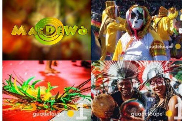 Carnaval Guadeloupe La 1ère
